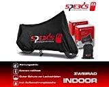 Housse de protection pour deux-roues, Speeds Indoor taille L 244x90x117cm