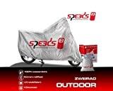 Housse de protection pour deux-roues, Speeds taille M 225x90x117cm