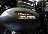 Insert pour pignon Cover en aluminium Triumph Bonneville T120watercooled