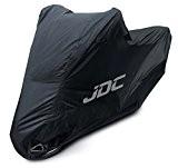 JDC Housse moto 100 % étanche - ULTIMATE RAIN (Robuste, doublure souple, panneaux résistants à la chaleur, coutures étanchéifiées) - ...