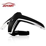 Joyart® Cintre Hanger Support pour Voiture Auto à Fixer sur l'Appuie-tête Siège pour Vêtements Vestes Manteaux Costumes Chemise Sac-Noir