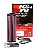 K&N DU-1007 Filtre à air de remplacement