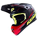 KENNY RACING - Casque cross Kenny Track NOIR GRIS ROUGE - KENNY 2017 noir 53/54 =XS