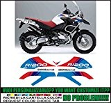 Kit adesivi decal stickers BMW R1200 GS 30 ANNIVERSARY EDITION PACK ADVENTURE (ability to customize the colors)
