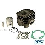 Kit cylindre fonte piston segment clip axe joint scooter MBK 50 Ovetto Neuf