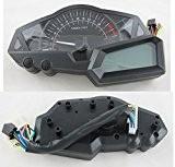 LCD Odomètre Tachymètre Speedo mètre Compteur Vitesse Moto Scooter EFI for Honda