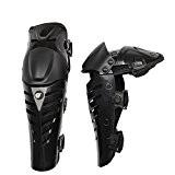 LKOUS Accolade Professionnelle du Genou de Motocross Moto de Haute Qualité Protector Gardes Équipement de Protection