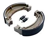 Mâchoires de frein TRW MCS805 130x30mm TYP 805 HONDA XL 600 V Transalp PD06 87-90 (arrière)