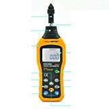MagiDeal Peakmeter Ms6208a Contacts Tachymètre Numérique Tachometer 50 ~ 99999rpm Mètre
