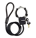 Masterlock Cadenas câble menottes 1 pièce (Couleur variable) 1m x 8mm