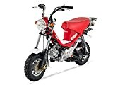 Mini Moto - BUBBLY 125 - Rouge - SKYTEAM