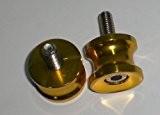 Moto Bequille Diabolos Coloré M12 Chrome Accessoires Garage Reparation or
