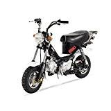 Moto BUBBLY 50 Skyteam Noir