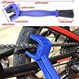 Moto Chaîne de vélo Brosse de nettoyage Moteur Vélo avec outil de nettoyage 1pcs