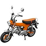 MOTO DAX CITY 50 CC 4 VITESSES