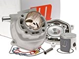 Moto renforcé en aluminium Racing 70cc/10mm Roue Kit pour MBK Nitro Naked 50, Yamaha Aerox 50(Cat), Jog RR 50LC