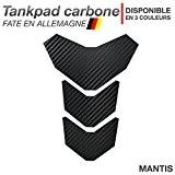 """Motoking Tankpad carbone """"MANTIS"""" - réservoir de la moto et de la protection de la peinture, universel - disponible en ..."""