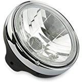 Motorize - Moto phare 20cm - montage latéral M8 - Honda CB Hornet 600/900 - Set 2
