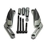 MT09 tracer CNC en Aluminium Cadre Curseur pour Yamaha MT 09 MT-09 Traceur, XSR900 2016