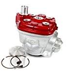 MVT 033007 Haut Moteur Iron Max Fonte Adaptateur AM6 Cylindre et Culasse