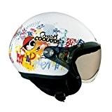 NEXX - Casque moto enfant NEXX X60 COOLKIDS - Taille: Unique - Couleur: Blanc brillant