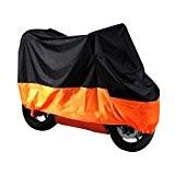 niceEshop(TM) XXL Imperméable Couverture Grande Moto pour Harley Davidson Honda Kawasaki Yamaha Suzuki
