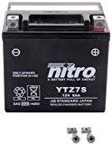 NITRO YTZ7S -N- Batterie Moto AGM Fermé