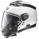 Nolan N44 Evo Classic N-Com 005 Casque transformable, taille S