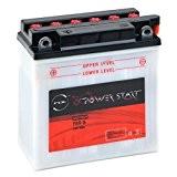 NX - Batterie moto YB9-B 12V 9Ah - Batterie(s)