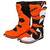 O'NEAL Rider Bateau MX Cross Bottes Orange Motocross Moto Enduro, 0329-3