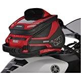 Oxford M4R Sacoche Réservoir N Réservoir Magnétique Moto Sac de réservoir/queue-Rouge