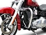 Pare Carter Fehling pour Harley Davidson Dyna Switchback (FLD) 12-16 carré