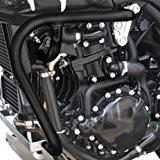 Pare Carter Fehling Triumph Tiger 955i 01-06 noire