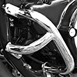 Pare Carter Fehling Yamaha V-Max 85-02 argent
