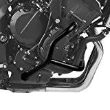 Pare carter Givi Yamaha FZ6/S2/Fazer/S2 04-10 noir