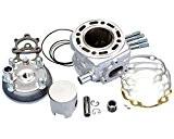 POLINI Racing Evolution Kit cylindre Aluminium 94ccm 52MM 13MM pour MBK Nitro 50, Yamaha Aerox 50, Jog 50RR LC