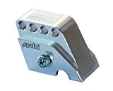 POLINI rehausse CNC 4trous en aluminium pour Piaggio DIESIS 50DT, Fly 50DT 2T/4T, Free 50, Liberty 502T/4T