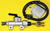 """Pompe de frein universelle arrière frein arrière 1/2""""neuf Kawasaki KTM Ducati"""