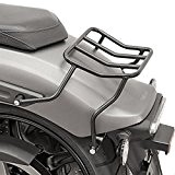 Porte-bagages Fehling rear rack Yamaha XVS 1300 Custom 14-16 noir