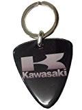 Porte-clés en résine Kawasaki