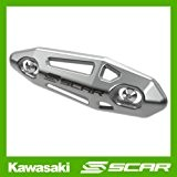 PROTECTION COLLECTEUR ECHAPPEMENT UNIVERSEL 4 TEMPS KAWASAKI KX-F KXF 250 450 KFX SCAR