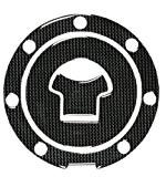 Protege Bouchons Reservoirs Moto Carbone Look Autocollant A-Pro Honda carbone