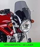 Puig 4320h pare-brise modèle Naked Yamaha YBR125/Custom 08-13/Honda cg215