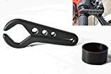 qualité Noir Nylon Moto Régulateur De Vitesse pour 25mm 2.5cm Guidon