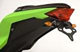 R & G Racing Support de plaque pour Kawasaki Ninja 300Modèles à partir de 2012- & 250Modèles à partir de ...