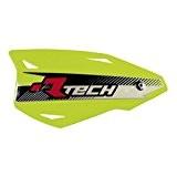 RACETECH - Protèges Mains Intégraux FLX Alu quad intégral jaune fluo