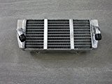 RADIATEUR POUR KTM 125/200/250/300 SX/SXS/EXC/MXC/XC-W 1998-2007 (DROIT)