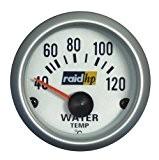 Raid HP 660220affichage de la température de l'eau, Instrument supplémentaire Silver Line