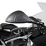 Rétroviseur Puig Z1 Kawasaki Ninja 650 2017 (paire) look carbone