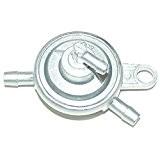 Robinet d'essence, Réservoir plastique 3 raccords pour Benzhou YY50QT LD5TCBP - 4 Takt | China Roller 10Zoll 4-Takt - | ...